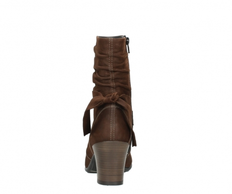 wolky mid calf boots 07750 cara 13410 tabaccobrown nubuckleather_7