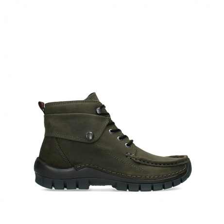 wolky lace up boots 04725 jump 16770 cactus nubuck
