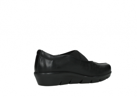 wolky slipons 00665 cursa 50000 black leather_11