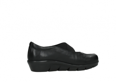 wolky slipons 00665 cursa 50000 black leather_12