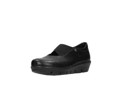 wolky slipons 00665 cursa 50000 black leather_22