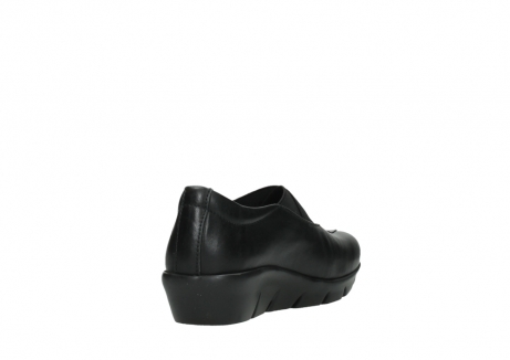 wolky slipons 00665 cursa 50000 black leather_9