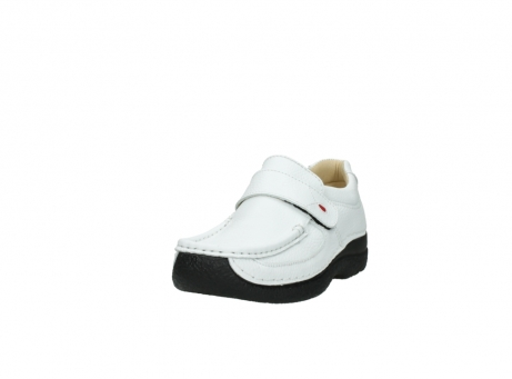 wolky slipons 06221 roll strap 70100 white printed leather_21