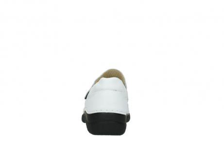 wolky slipons 06221 roll strap 70100 white printed leather_7