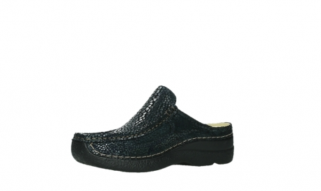 wolky slippers 06202 roll slide 44800 blue suede_11