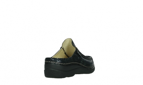 wolky slippers 06202 roll slide 44800 blue suede_21