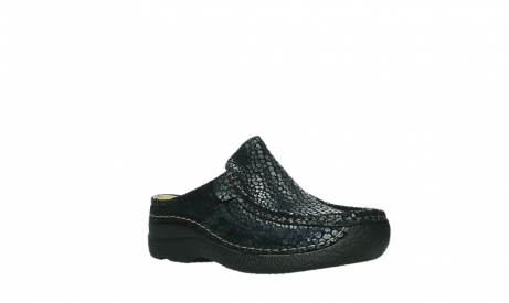 wolky slippers 06202 roll slide 44800 blue suede_4