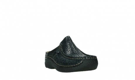 wolky slippers 06202 roll slide 44800 blue suede_5