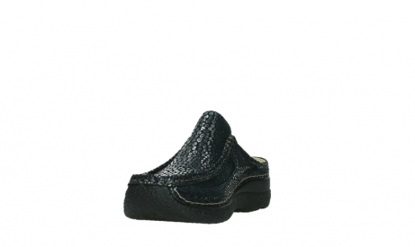 wolky slippers 06202 roll slide 44800 blue suede_9