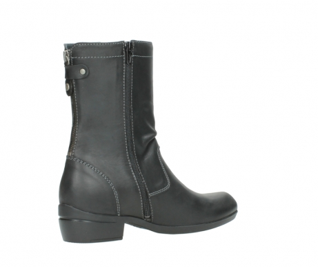 wolky boots 00957 colusa 50002 black leather_11