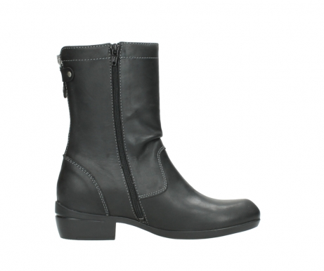 wolky boots 00957 colusa 50002 black leather_13