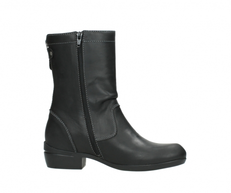 wolky boots 00957 colusa 50002 black leather_14