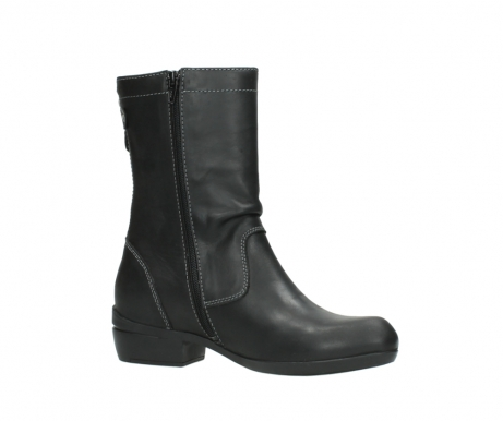 wolky boots 00957 colusa 50002 black leather_15