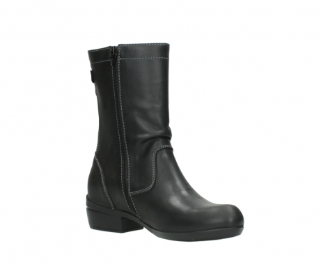 wolky boots 00957 colusa 50002 black leather_16