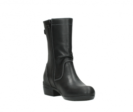 wolky boots 00957 colusa 50002 black leather_17