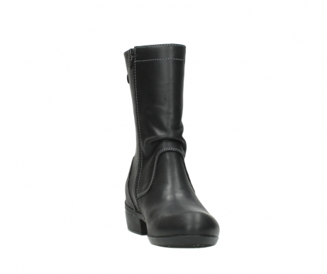 wolky boots 00957 colusa 50002 black leather_18