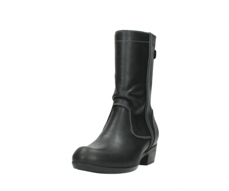 wolky boots 00957 colusa 50002 black leather_21