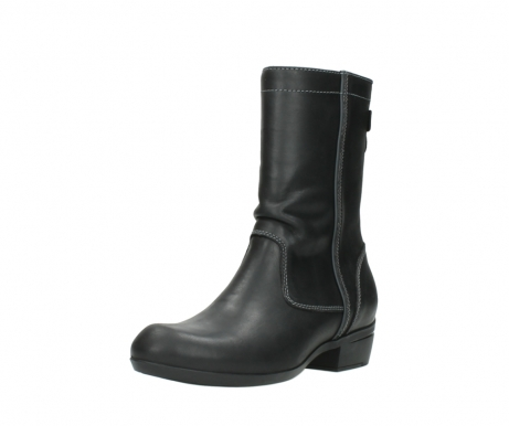 wolky boots 00957 colusa 50002 black leather_22