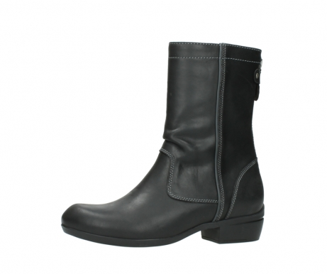 wolky boots 00957 colusa 50002 black leather_24