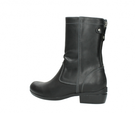 wolky boots 00957 colusa 50002 black leather_3