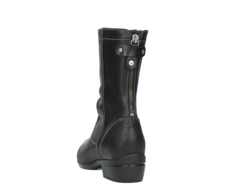 wolky boots 00957 colusa 50002 black leather_6