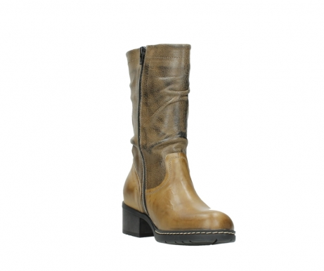 wolky mid calf boots 01261 edmonton 39920 ocher yellow leather_17