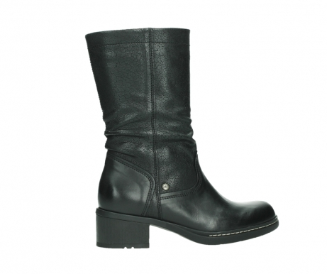 wolky mid calf boots 01261 edmonton 39000 black leather_24