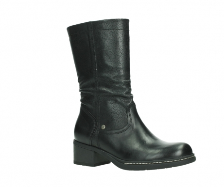 wolky mid calf boots 01261 edmonton 39000 black leather_3