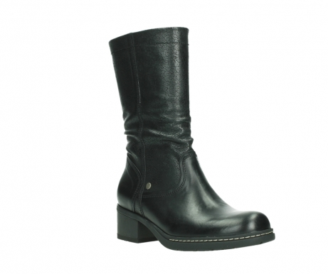wolky mid calf boots 01261 edmonton 39000 black leather_4