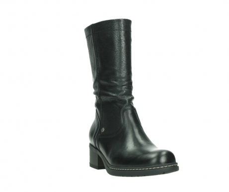 wolky mid calf boots 01261 edmonton 39000 black leather_5