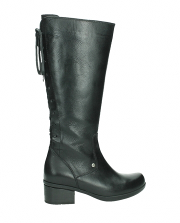 wolky long boots 01379 cupu 30000 black leather_24