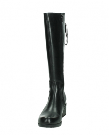 wolky long boots 01379 cupu 30000 black leather_8