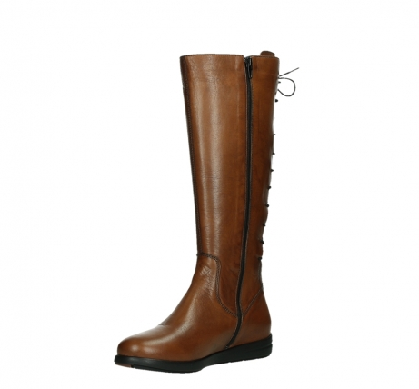 wolky long boots 02426 vector 20430 cognac leather_10
