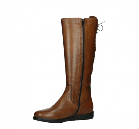 wolky long boots 02426 vector 20430 cognac leather_11