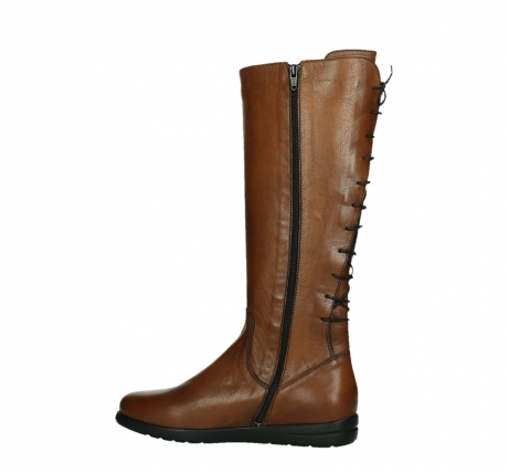 wolky long boots 02426 vector 20430 cognac leather_14