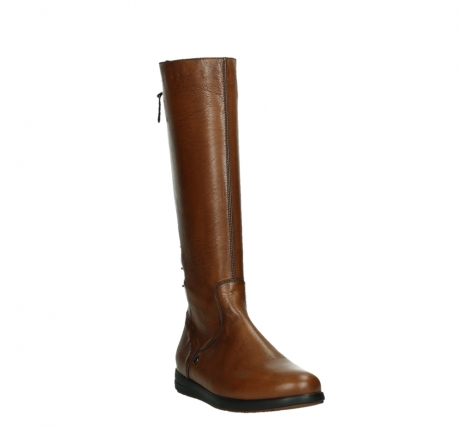 wolky long boots 02426 vector 20430 cognac leather_5