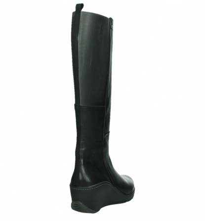 wolky long boots 03877 tanana 30000 black leather_21