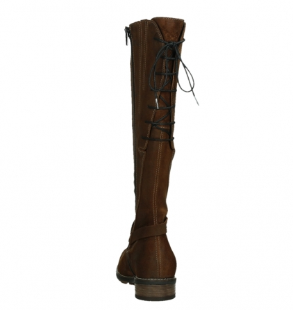 wolky long boots 04433 belmore 45410 tobacco suede_18