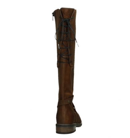 wolky long boots 04433 belmore 45410 tobacco suede_19