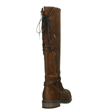 wolky long boots 04433 belmore 45410 tobacco suede_20