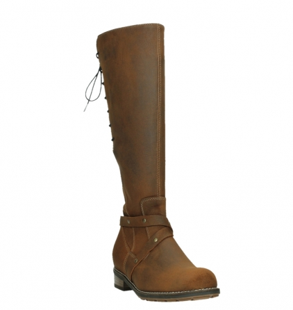 wolky long boots 04433 belmore 45410 tobacco suede_5