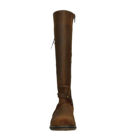 wolky long boots 04433 belmore 45410 tobacco suede_7