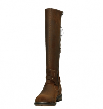 wolky long boots 04433 belmore 45410 tobacco suede_8