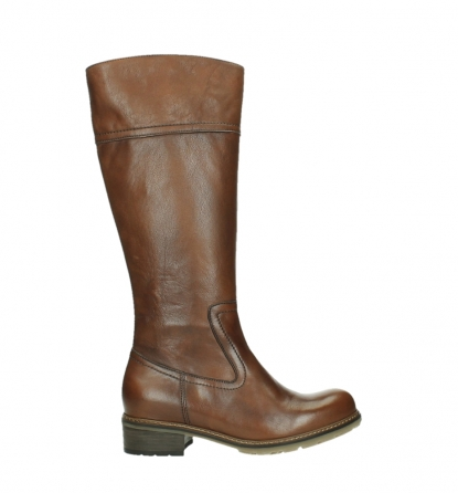 wolky long boots 04477 moher 32430 cognac leather_1