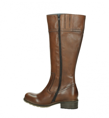 wolky long boots 04477 moher 32430 cognac leather_14
