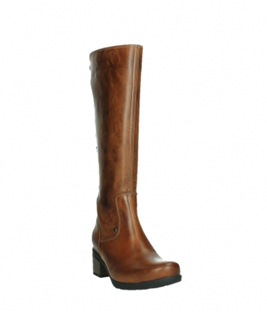 wolky long boots 07505 seoul 30430 cognac leather_5