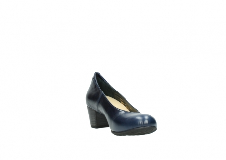 wolky court shoes 03753 rumba 30800 dark blue leather_17