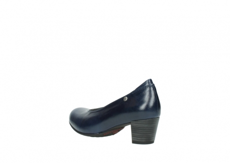 wolky court shoes 03753 rumba 30800 dark blue leather_4