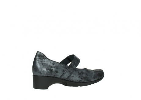 wolky court shoes 07813 ruby 10000 black anthracite nubuck_11