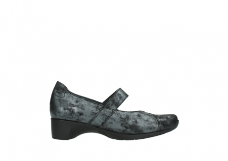 wolky court shoes 07813 ruby 10000 black anthracite nubuck_13